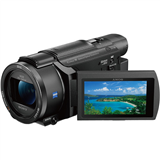 SONY 4K video camera Handycam FDR-AX55